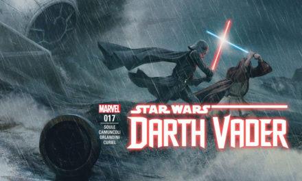 Darth Vader 017 | Recenzja komiksu