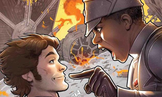 Młody Solo z własną, komiksową miniserią