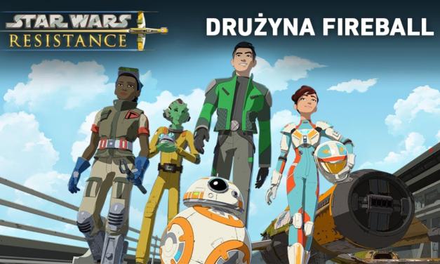 Poznaj drużynę Fireball | Star Wars: Resistance