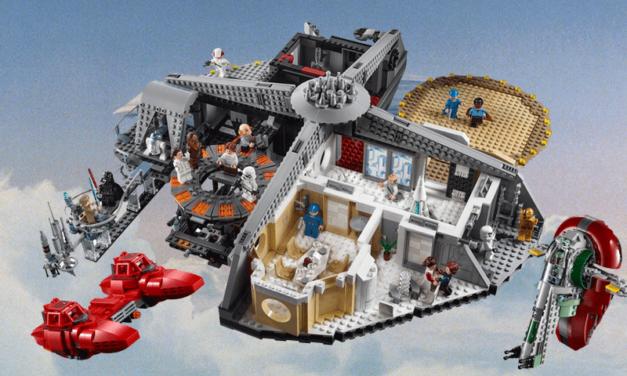 Zdrada w Mieście w Chmurach | LEGO Star Wars