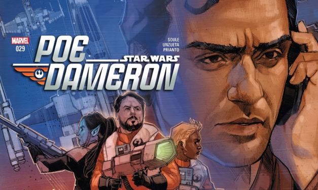 Poe Dameron 029 | Recenzja komiksu