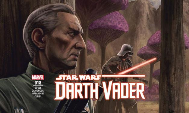 Darth Vader 2017 018 | Recenzja komiksu