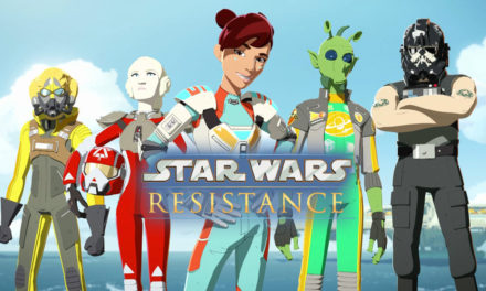 "Oto Asy stacji Colossus | ""Star Wars: Resistance"""