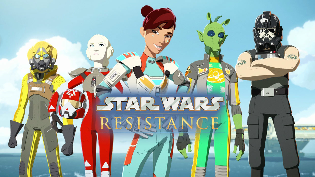 Asy Star Wars Resistance