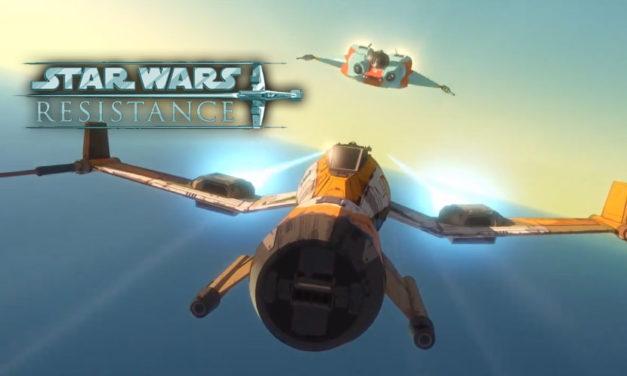 Star Wars Resistance S01E01 | Recenzja serialu