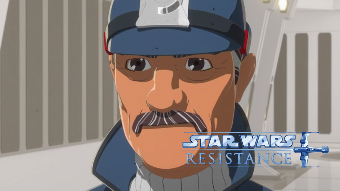 Star Wars Resistance S01E05 | Recenzja serialu