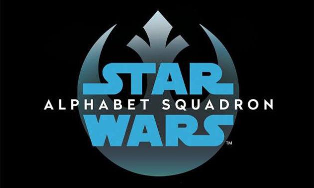 """""""Alphabet Squadron"""" i inne książkowe nowości z NYCC"""