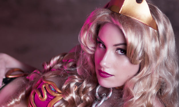Niewolnica Aurora | Mashup cosplay