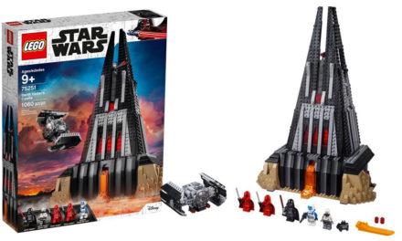 Zamek Vadera w najnowszym zestawie | LEGO Star Wars