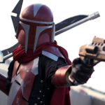 Mandalorianin Sirus the Red | Cosplay tygodnia