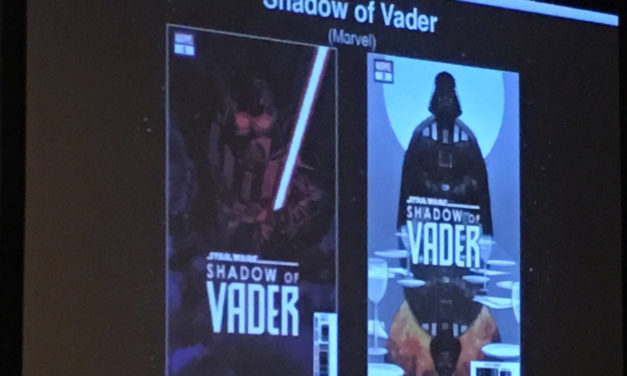"""Koniec """"Dartha Vadera"""", czyli wieści z NYCC ciąg dalszy"""