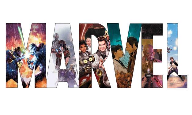 Marvel zapowiedział komiksy Star Wars na styczeń 2019
