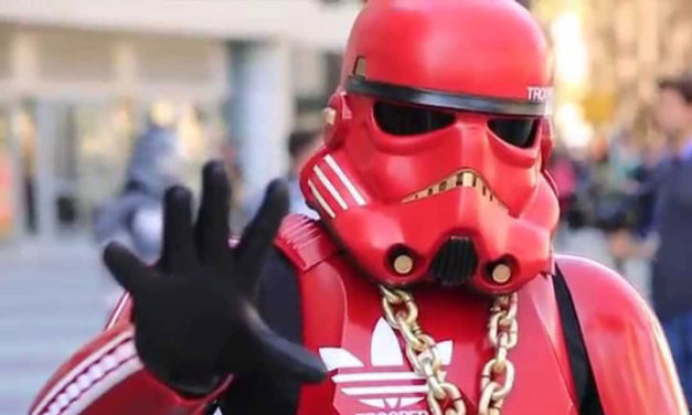Hip Hop Trooper | Mashup cosplay