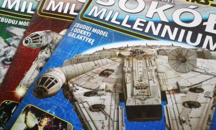 Kolekcja Star Wars Model Sokoła Millennium