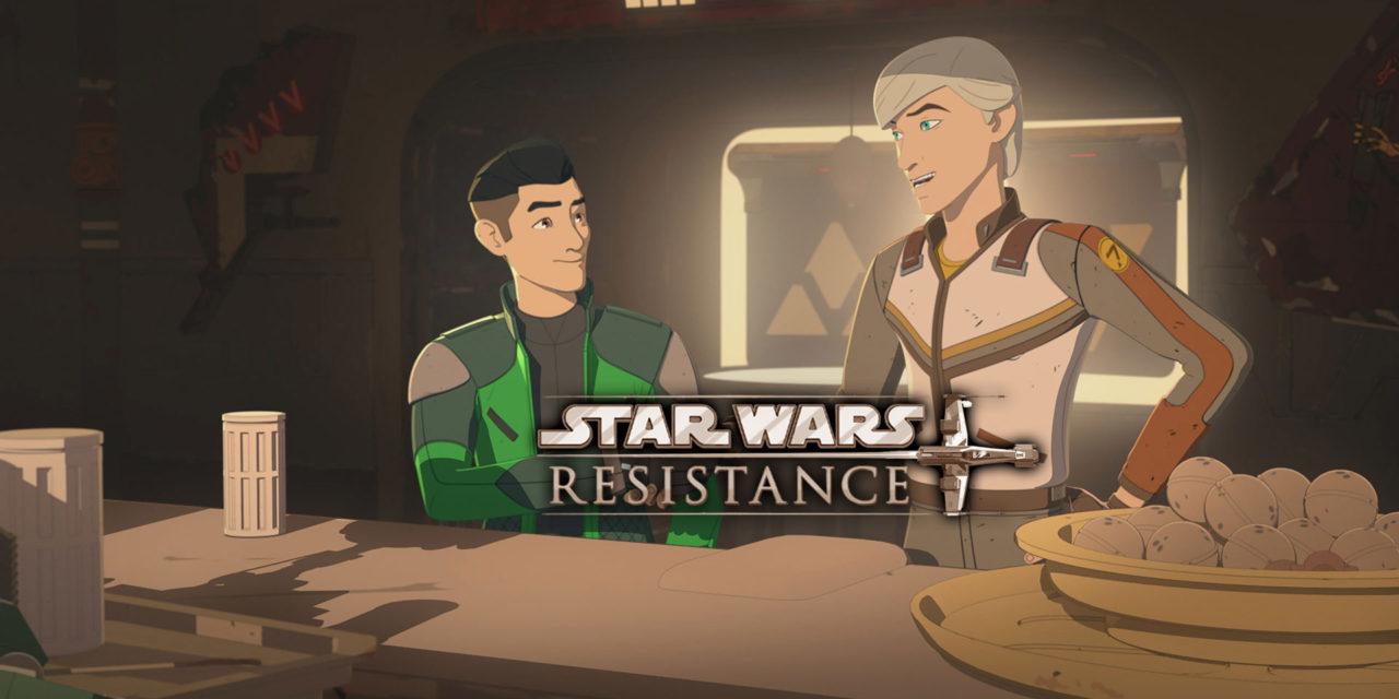 Star Wars Resistance S01E04 | Recenzja serialu