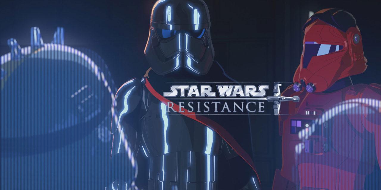 Star Wars Resistance S01E03 | Recenzja serialu