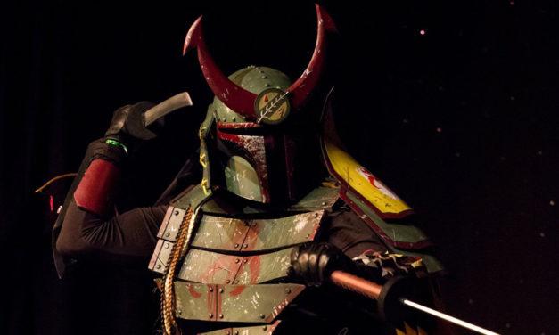Samuraj Boba Fett | Mashup cosplay