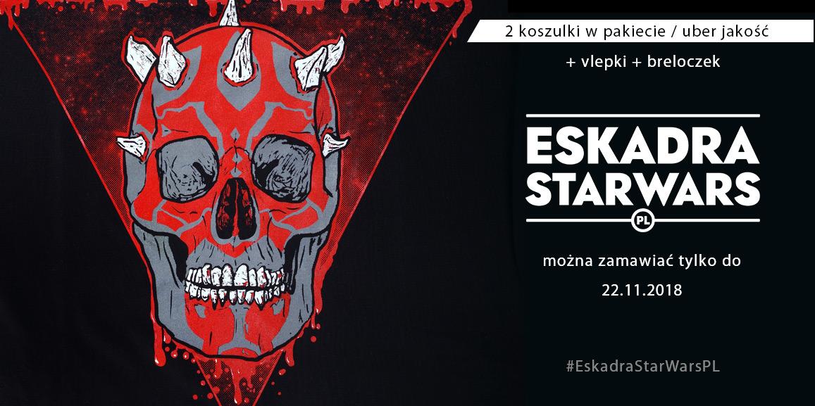 Eskadra starwars.pl wystartowała!