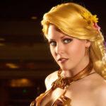 Niewolnica Roszpunka | Mashup cosplay