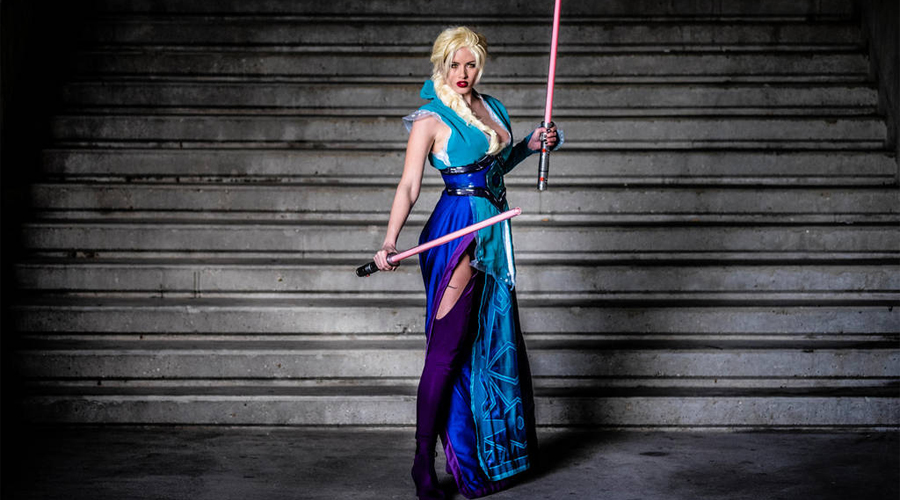 Darth Elsa | Mashup cosplay
