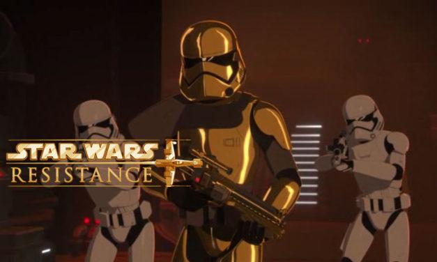 Star Wars Resistance S01E06 | Recenzja serialu