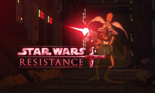 Star Wars Resistance S01E07 | Recenzja serialu