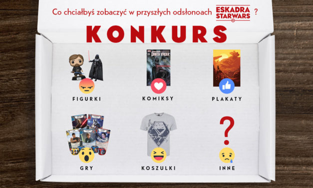 Eskadra starwars.pl | KONKURS ZAKOŃCZONY