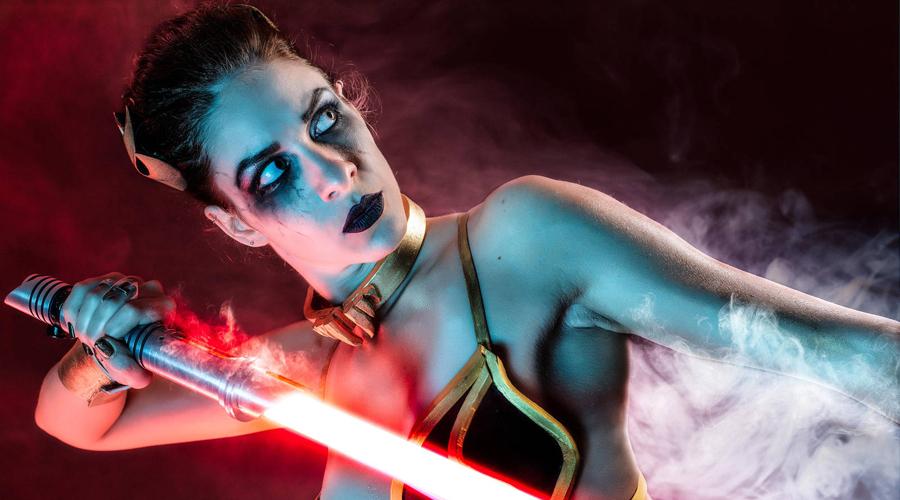 Sith Leia | Cosplay tygodnia