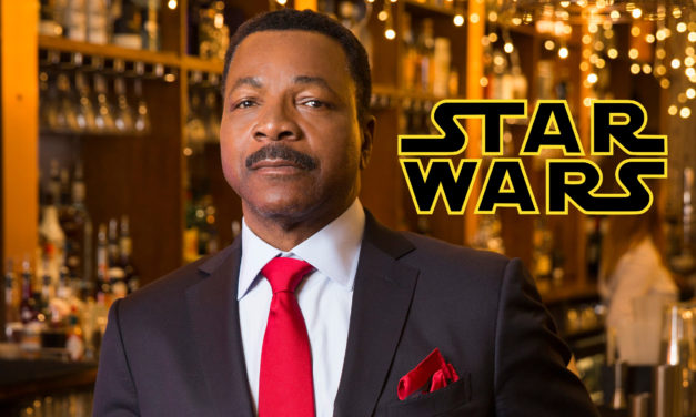 "Carl Weathers, czyli Apollo Creed w obsadzie serialu? | ""The Mandalorian"""