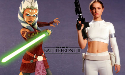 "Padme i Ahsoka kolejnymi bohaterami? | ""Star Wars: Battlefront II"""