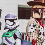 Buzz Trooper i Chudy Fett | Mashup cosplay