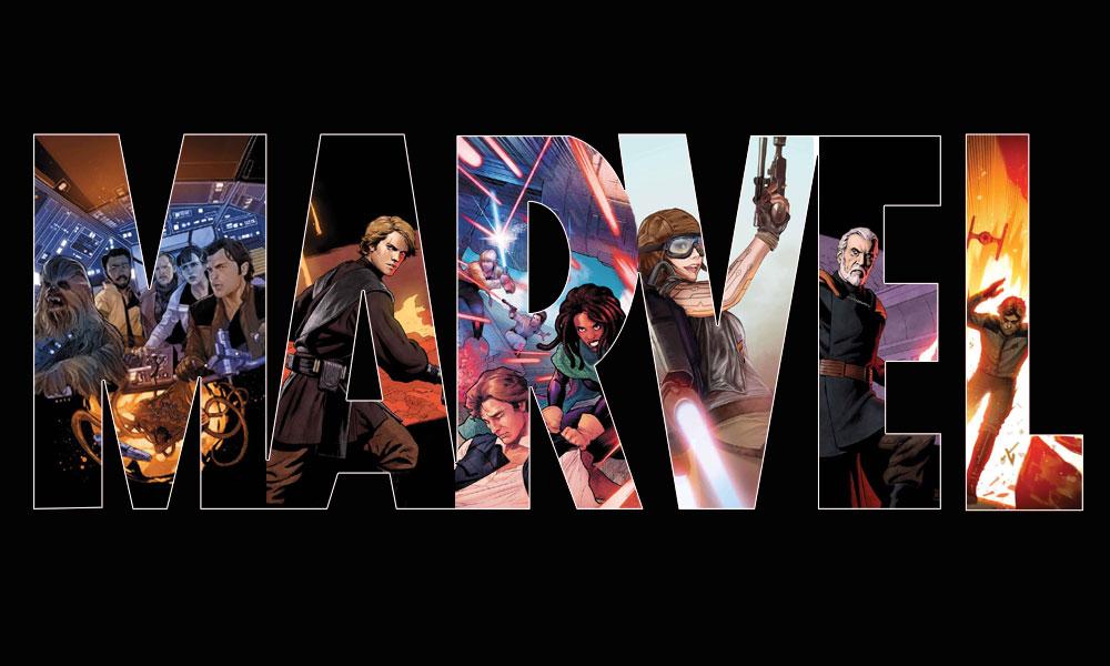 Marvel zapowiedział komiksy Star Wars na luty 2019