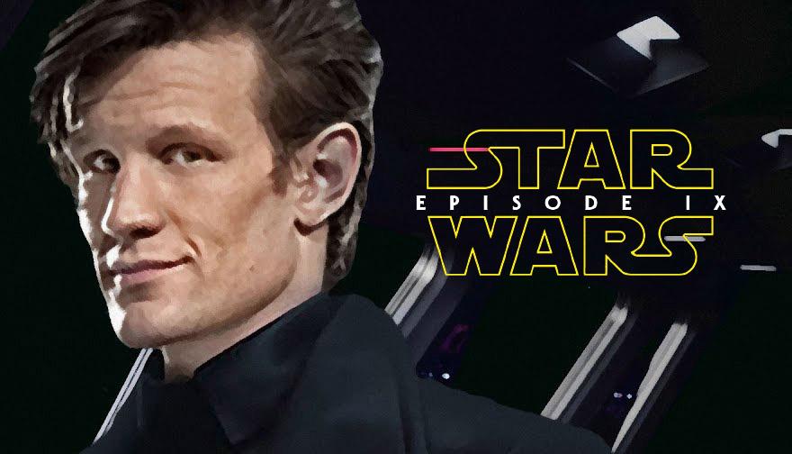 Kolejne plotki na temat roli Matta Smitha | Epizod IX