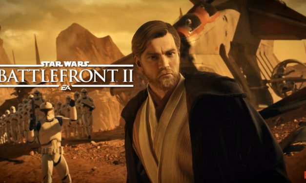 "Hello there! Zwiastun Bitwy o Geonosis | ""Star Wars: Battlefront II"""