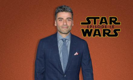 Oscar Isaac: Dziwnie jest grać sceny z Leią i nie mieć obok Carrie | Epizod IX