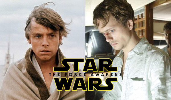 """Oto młody Luke, który miał pojawić się w """"Przebudzeniu Mocy"""""""