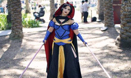 Sith Snow White   Mashup cosplay