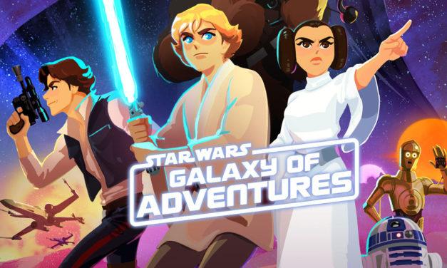 "Nowy serial na nowym kanale ""Star Wars Kids"" | ""Galaxy of Adventures"""