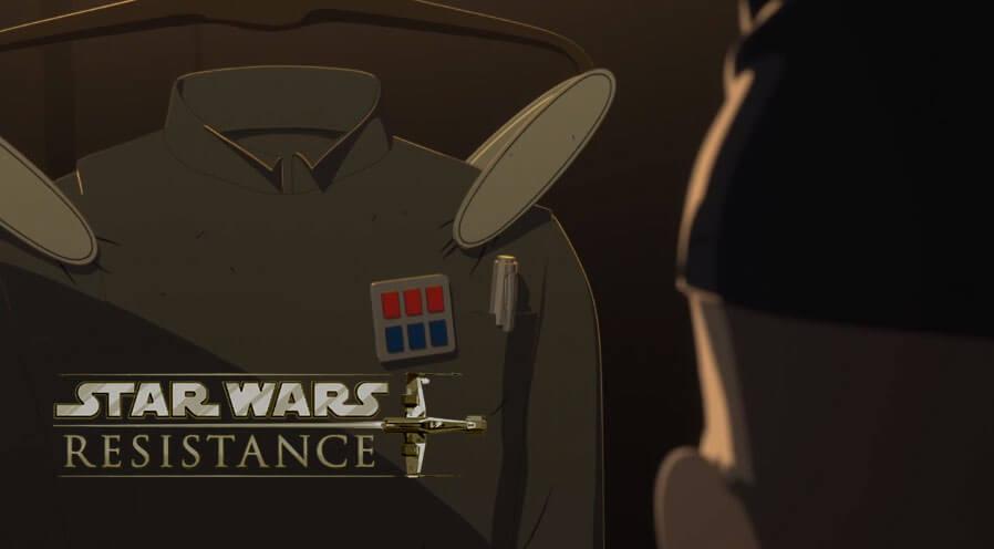 Star Wars Resistance S01E10 | Recenzja serialu