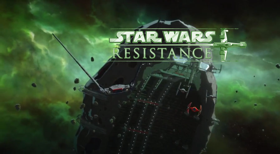 Star Wars Resistance S01E11 | Recenzja serialu