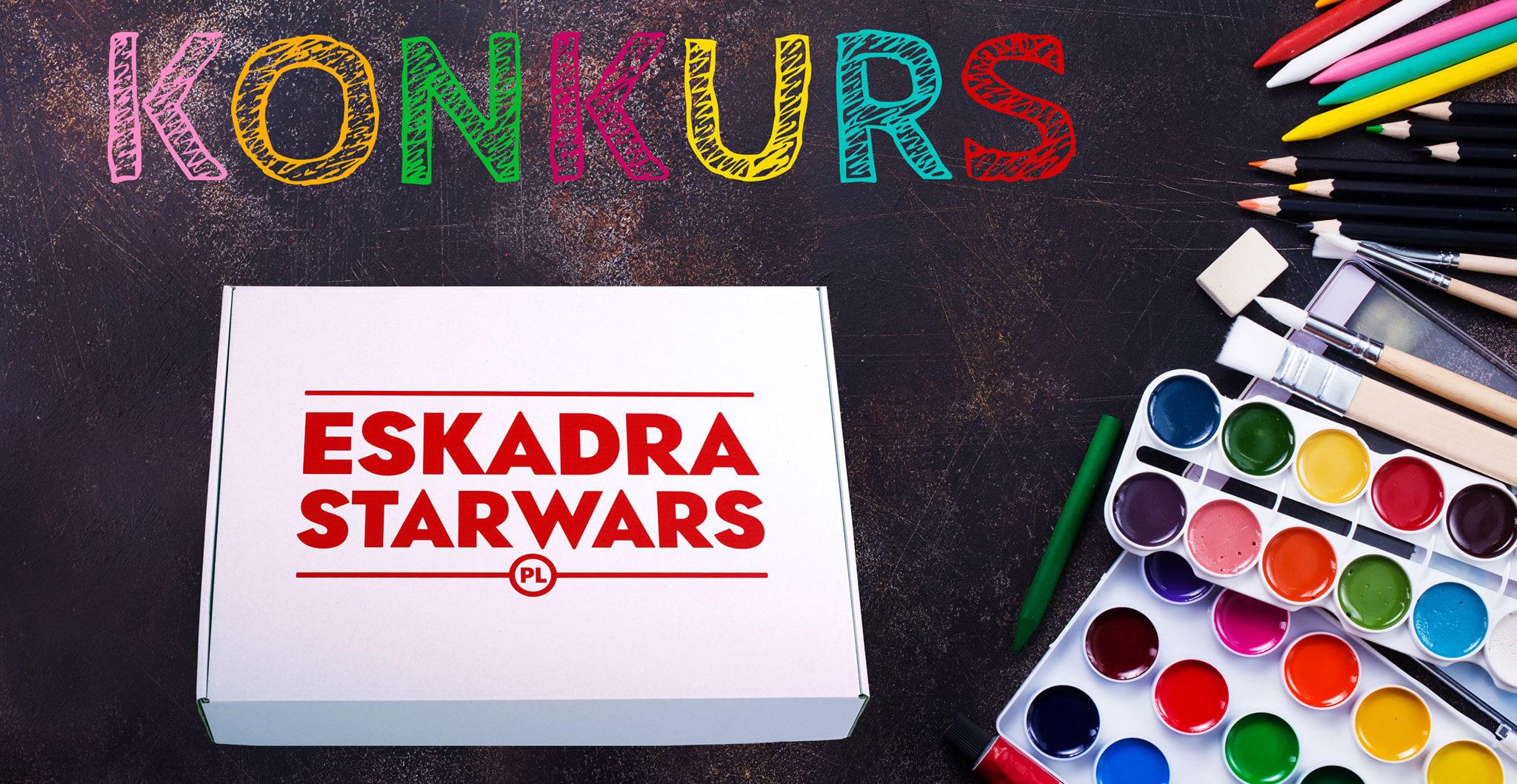 Grudniowa Eskadra starwars.pl | KONKURS