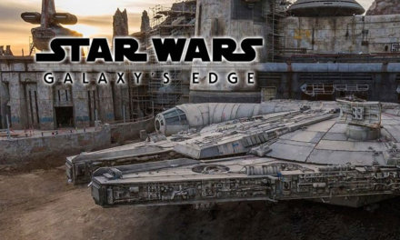Sokół na krańcach Galaktyki | Galaxy's Edge