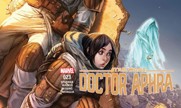 Doctor Aphra 023 | Recenzja komiksu