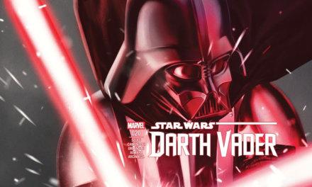 Darth Vader (2017) 020 | Recenzja komiksu