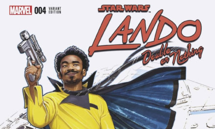 Lando – Double or Nothing 004 | Recenzja komiksu