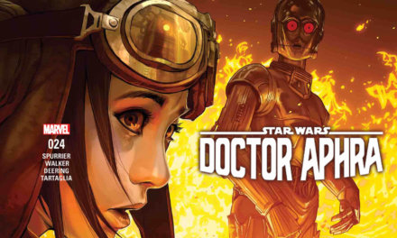 Doctor Aphra 024 | Recenzja komiksu