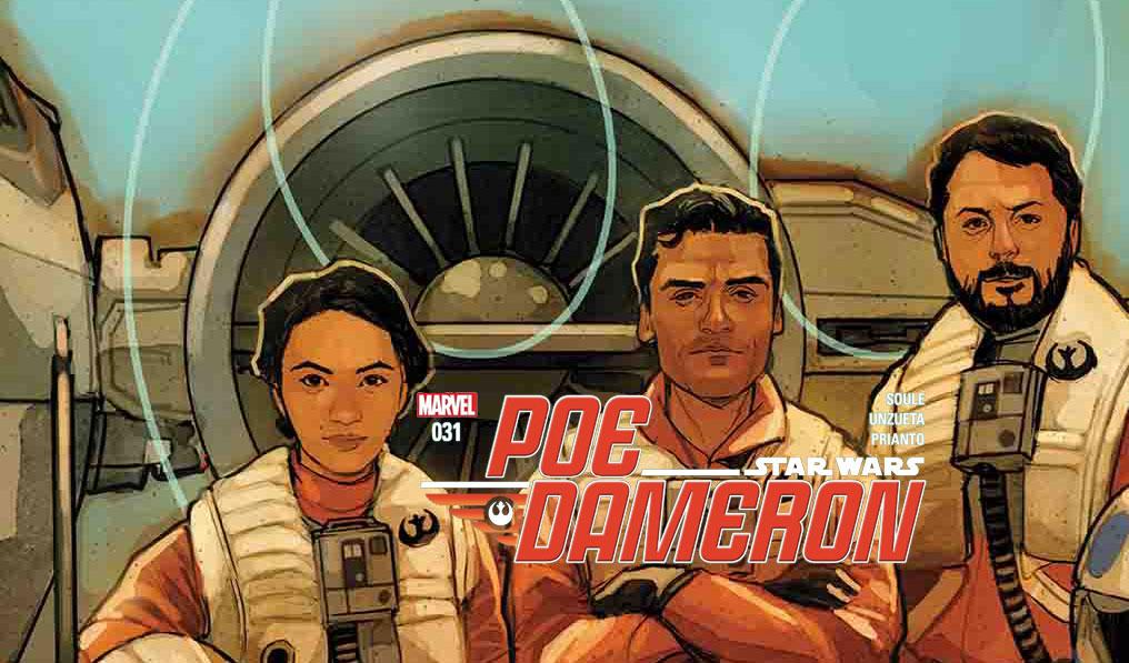 Poe Dameron 031 | Recenzja komiksu