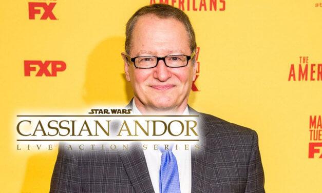 Oto prawdopodobny producent serialu o Cassianie Andorze