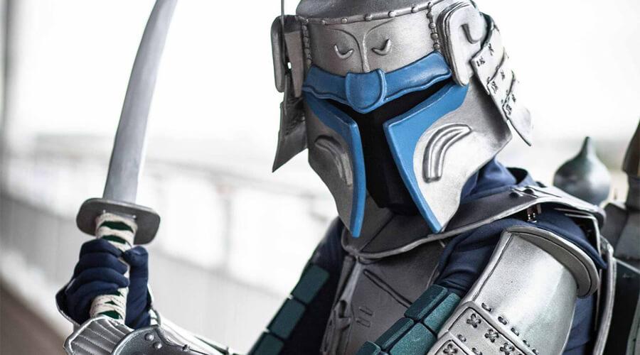 Ronin Jango Fett | Mashup cosplay