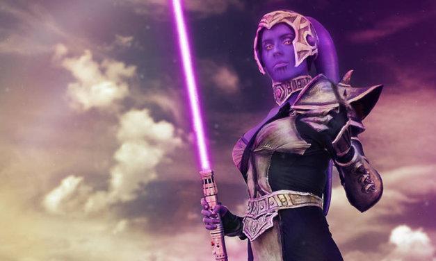 Twi'lek Sith | Cosplay tygodnia